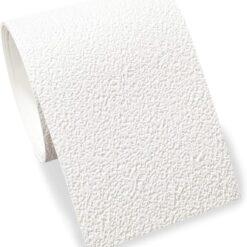 Bordüre weiß mit Struktur 500x4 cm