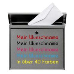 Briefkasten selbst gestalten
