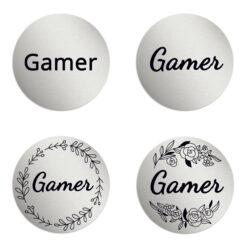 Gamer Schilder
