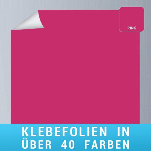 Klebefolie pink
